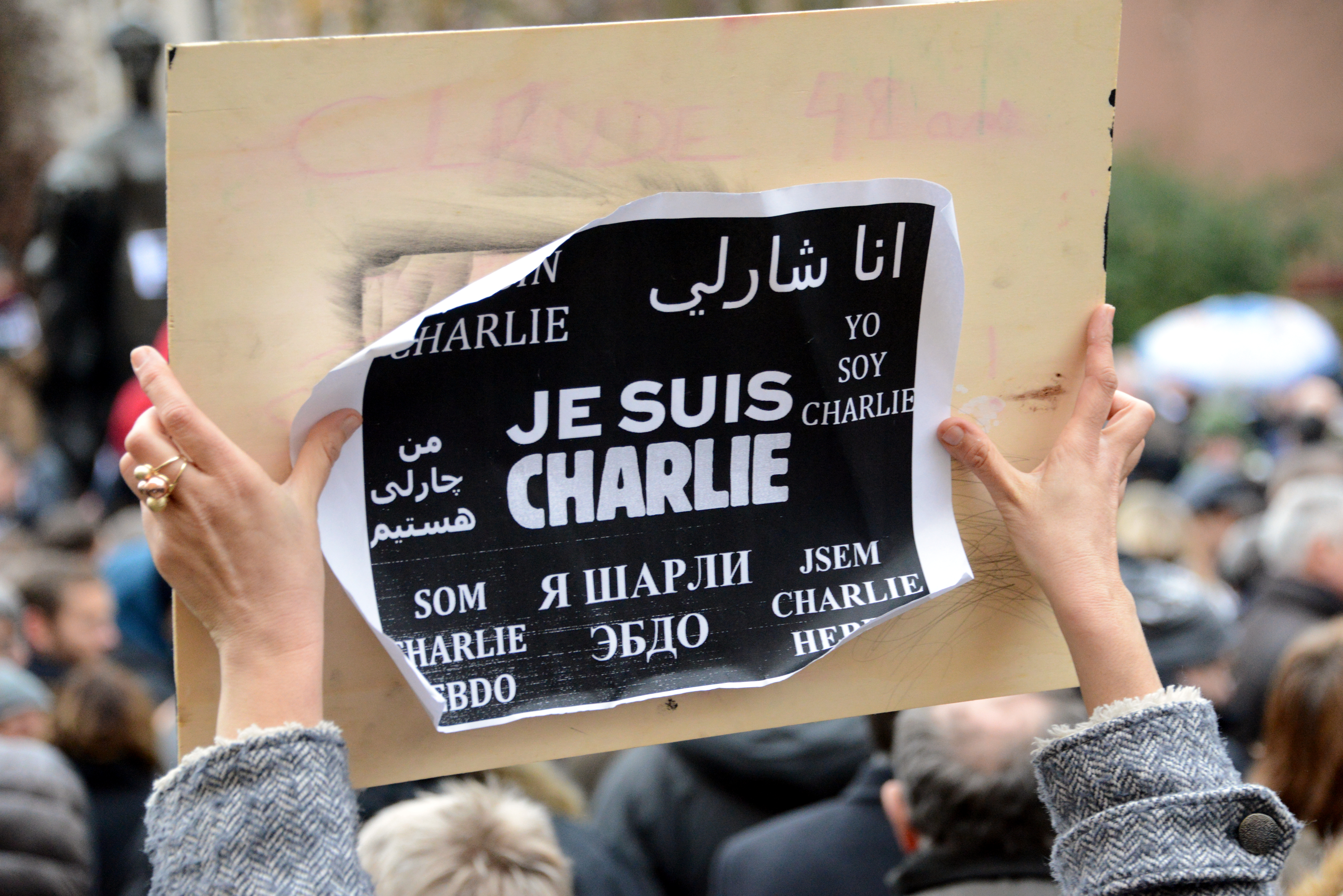 Is Charlie Hebdo 'Islamophobic' for echoing liberal Muslim voices?