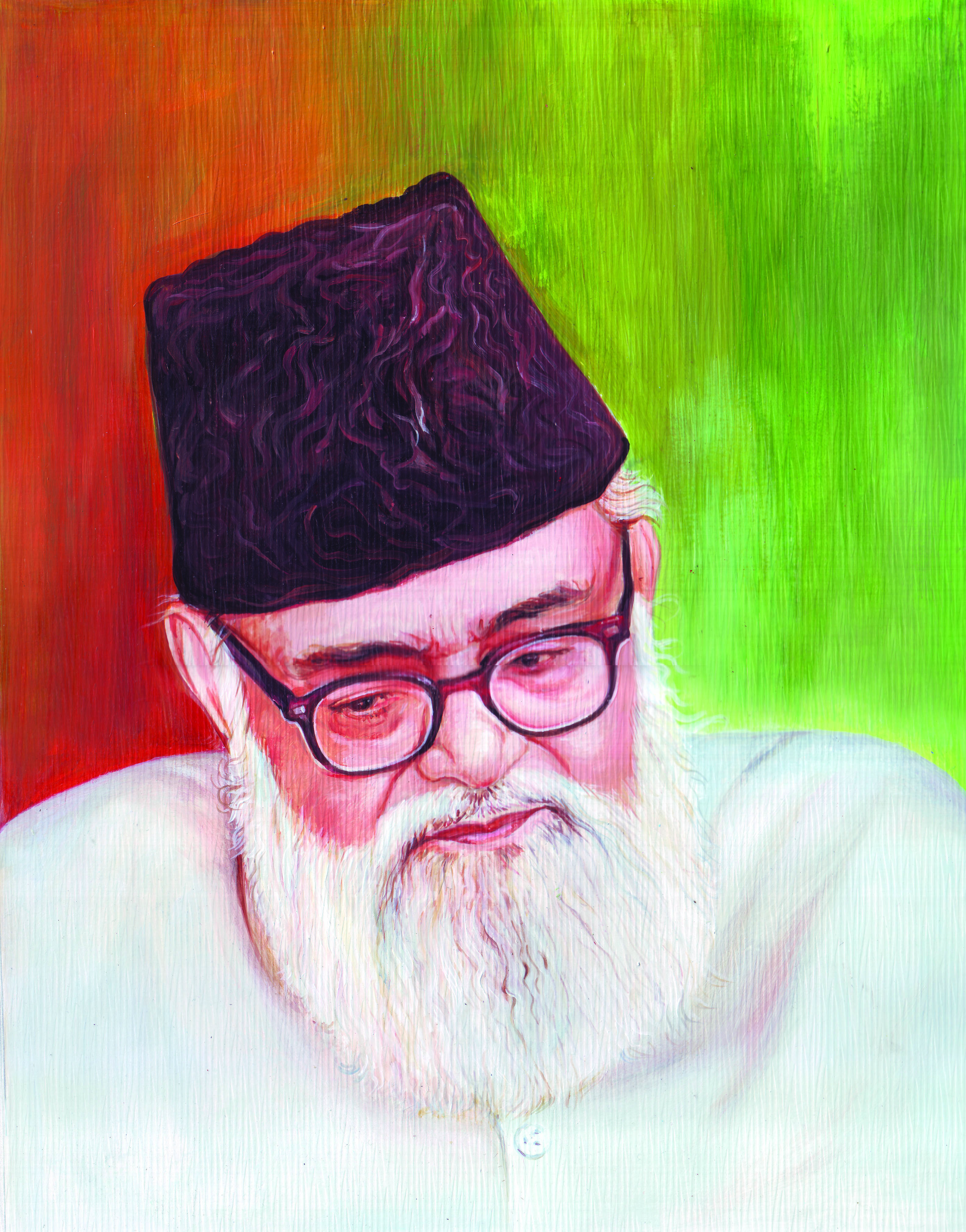 Abul A'la Maududi, the founder of the Jamaat-e-Islami, the largest Islamist organisation in Asia