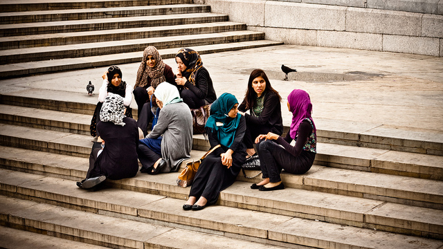 Muslim women should be a priority for the Government as well as their own communities