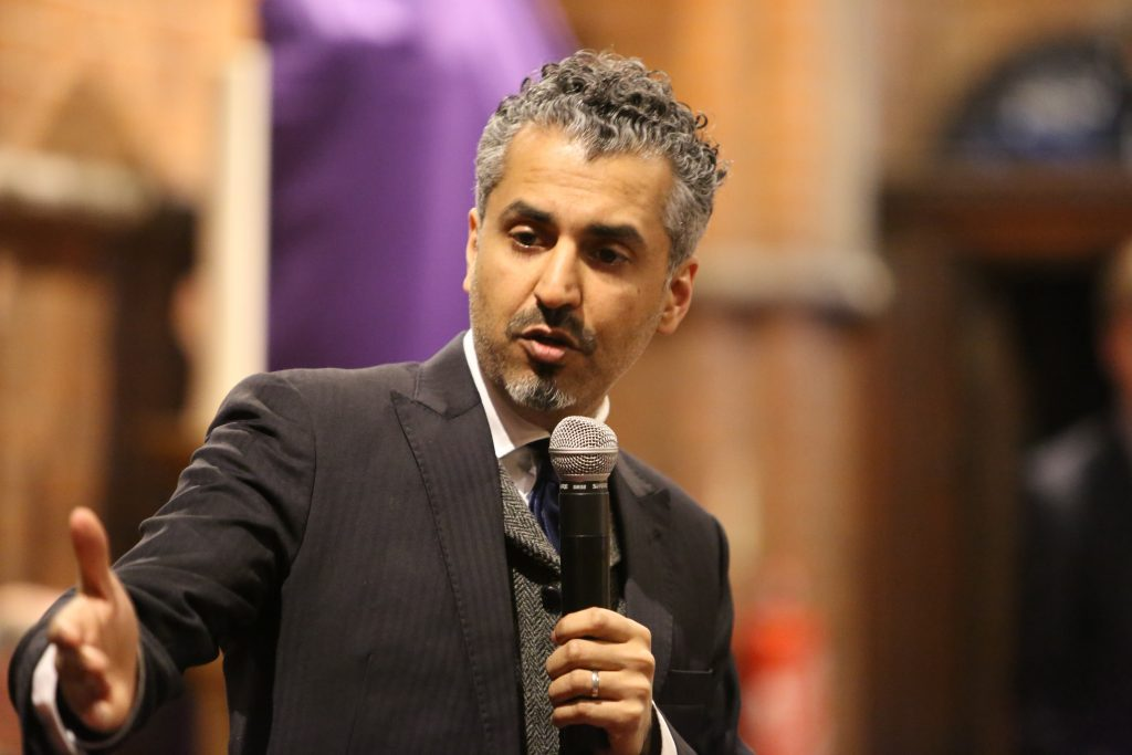 An open letter to Maajid Nawaz: on Islamism, Charlie Hebdo and free speech