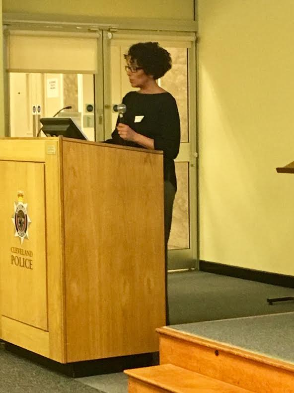 Shazia Hobbs abuse conference 2