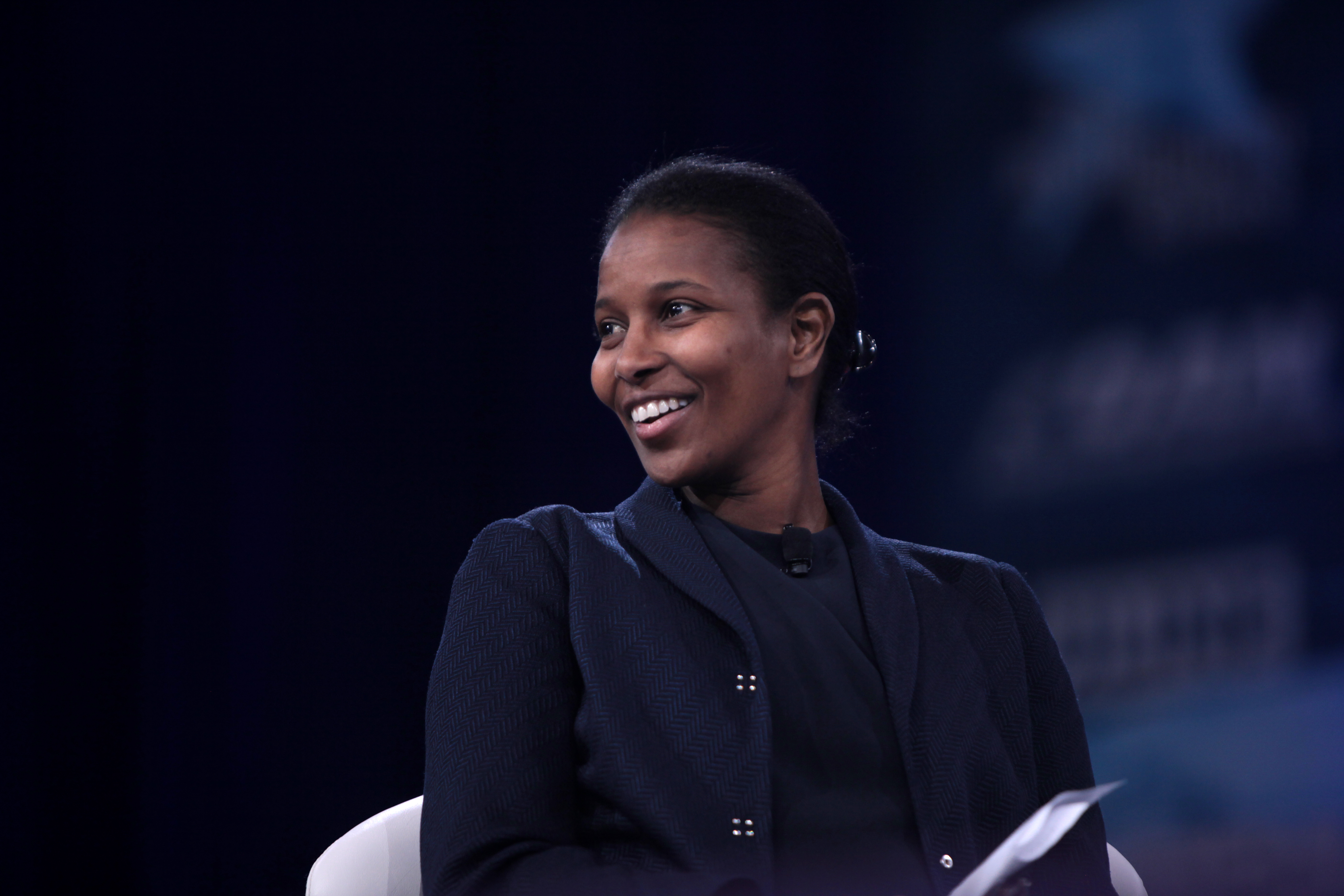 Women smearing Ayaan Hirsi Ali are 'carrying water' for Islamists
