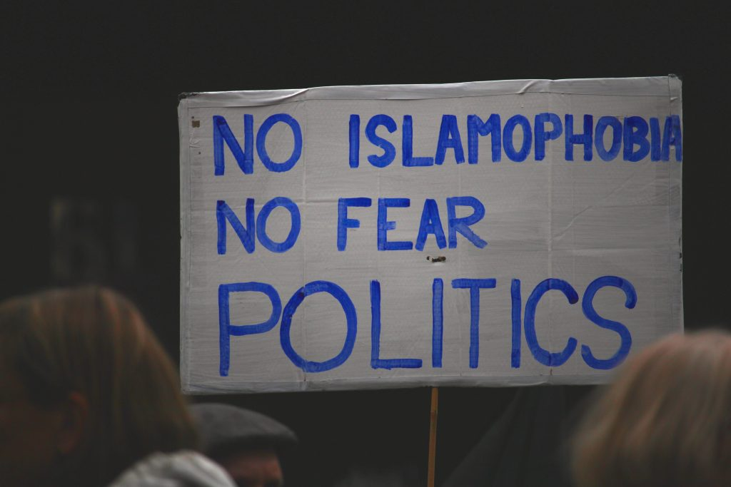 Islamophobia is a convenient word to shut down a debate