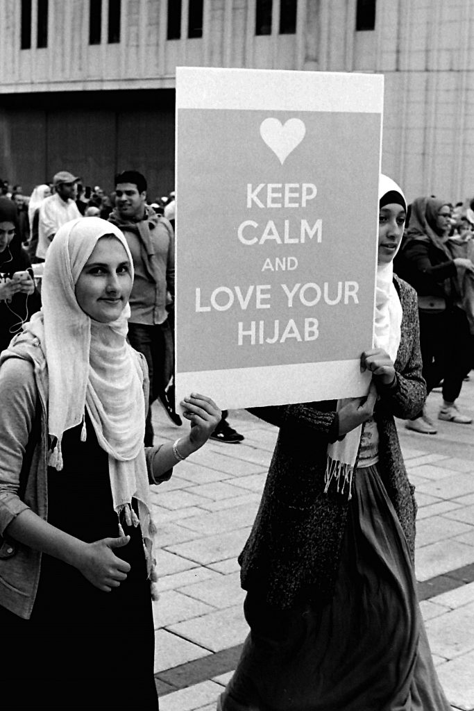 The myth of the hijabi woman's agency