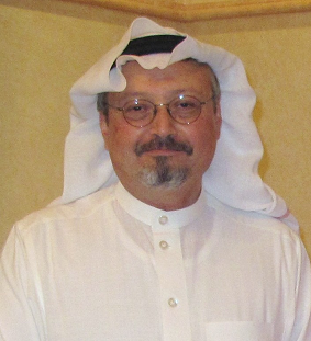 The case of Jamal Khashoggi