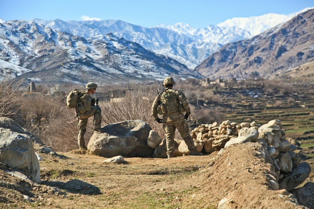 The Farce of Afghanistan